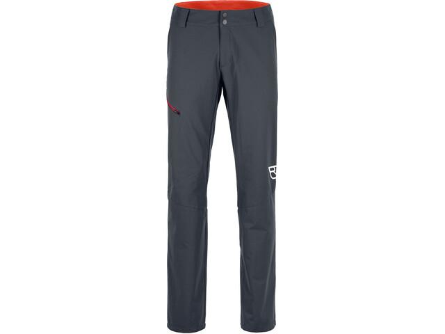 Ortovox Pelmo Pants Herr black steel